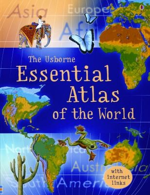 Image 0 of Essential Atlas of the World (Usborne Internet-Linked Children's World Atlas)