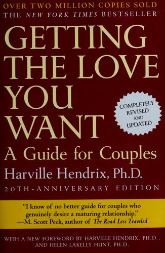 Image 0 of Getting the Love You Want: A Guide for Couples, 20th Anniversary Edition