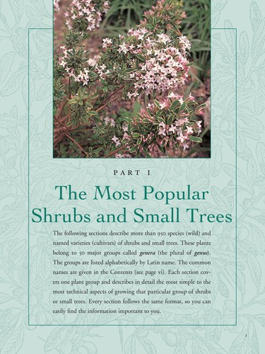Image 0 of Growing Shrubs and Small Trees in Cold Climates: Revised and Updated Edition