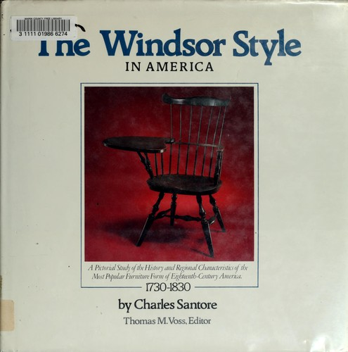 Image 0 of The Windsor Style in America: A Continuing Pictorial Study of the History and Re