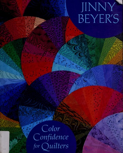 Image 0 of Jinny Beyer's Color Confidence for Quilters
