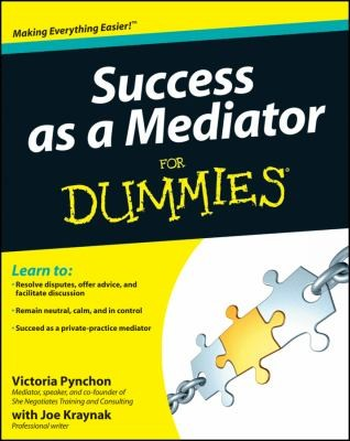 Image 0 of Success as a Mediator For Dummies