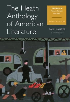 Image 0 of The Heath Anthology of American Literature: Volume D (Heath Anthology of America