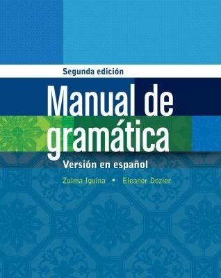 Image 0 of Manual de gramática: En espanol (World Languages)