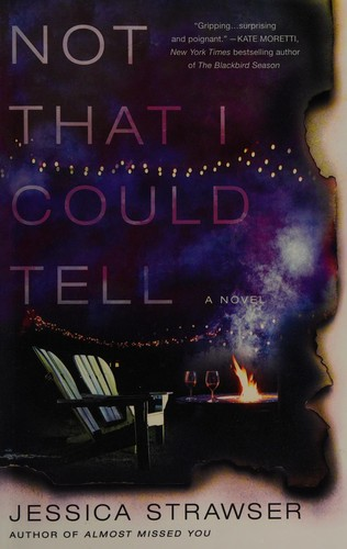 Image 0 of Not That I Could Tell: A Novel