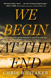 We begin at the end / by Whitaker, Chris,