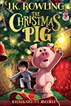 The Christmas pig / by Rowling, J. K.,