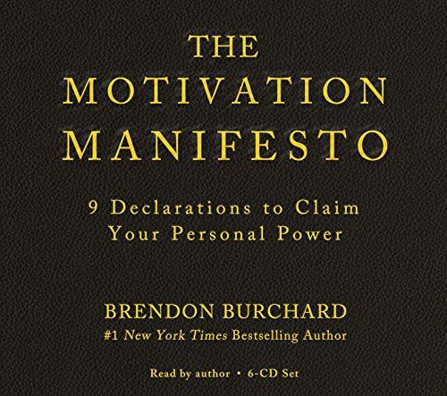 Image 0 of The Motivation Manifesto