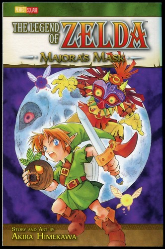 Image 0 of The Legend of Zelda, Vol. 3: Majora's Mask (3)