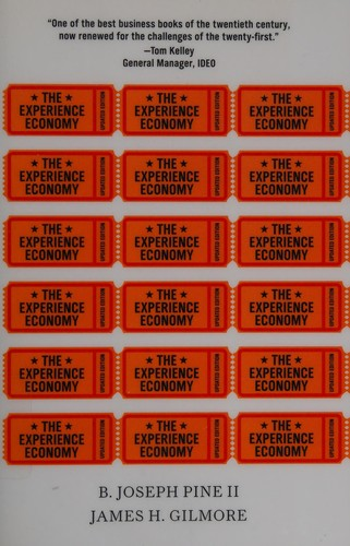 Image 0 of The Experience Economy, Updated Edition