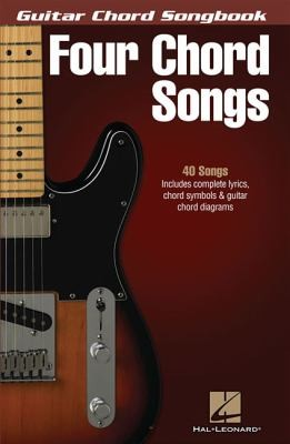 Image 0 of Four Chord Songs (Guitar Chord Songbooks)