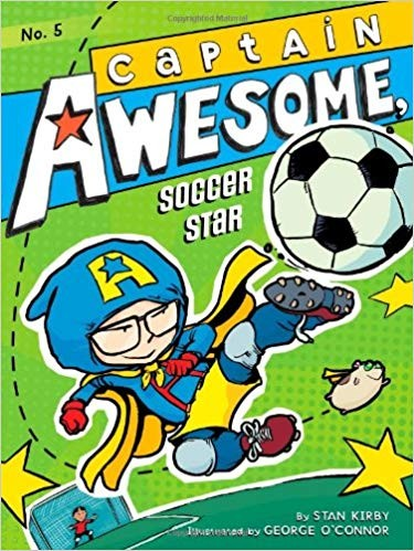 Captain Awesome, Soccer Star (5)