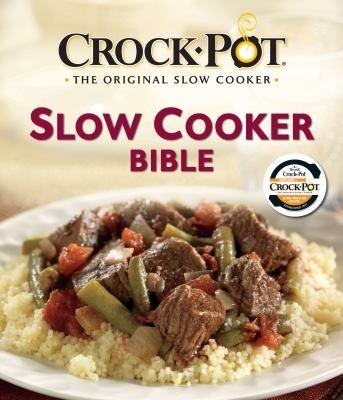 Crock-Pot Slow Cooker Bible
