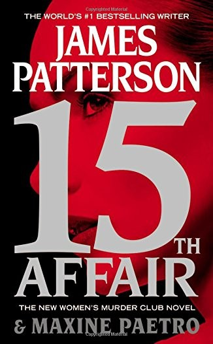 15th Affair (Women's Murder Club, 15)