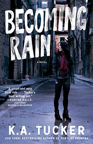 Becoming Rain: A Novel (2) (The Burying Water Series)