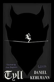 Book cover for Tyll by Daniel Kehlmann