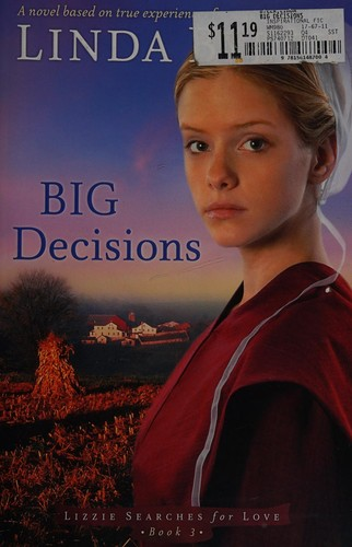 Big Decisions: A Novel Based On True Experiences From An Amish Writer! (Lizzie S