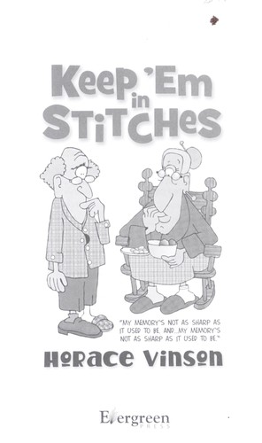Image 0 of Keep 'em in Stitches