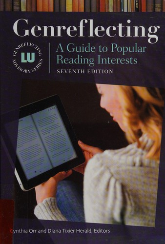 Image 0 of Genreflecting: A Guide to Popular Reading Interests, 7th Edition (Genreflecting