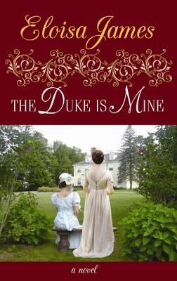 Image 0 of The Duke Is Mine (Center Point Platinum Romance (Large Print))
