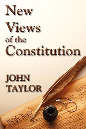Image 0 of New Views of the Constitution of the United States.