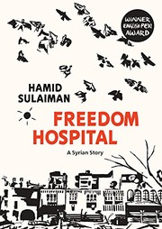 Book cover for Freedom Hospital by Hamid Sulaiman
