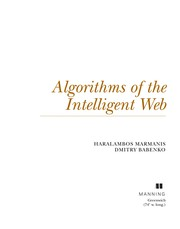AlgorithmsOfTheIntelligentWeb