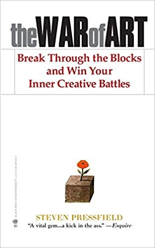 Image 0 of The War of Art: Break Through the Blocks and Win Your Inner Creative Battles