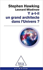 Y a t-il un grand architecte dans l'Univers?
