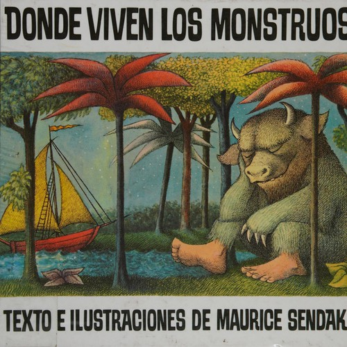 Image 0 of Donde viven los monstruos: Album clasico / Where the Wild Things Are: Classic Pi