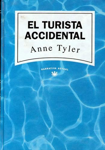 Libro de segunda mano: El turista accidental
