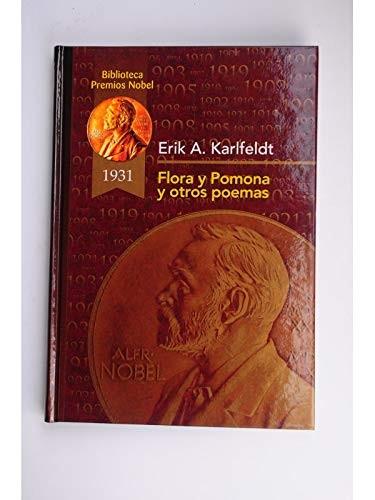 Libro de segunda mano: Flora y pomona y otros poemas