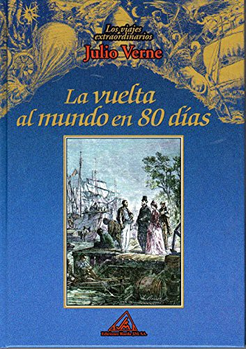 Libro de segunda mano: La vuelta al mundo en 80 dias
