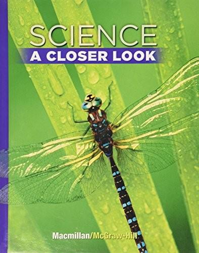 Libro de segunda mano: Science, a Closer Look, Grade 5, Student Edition
