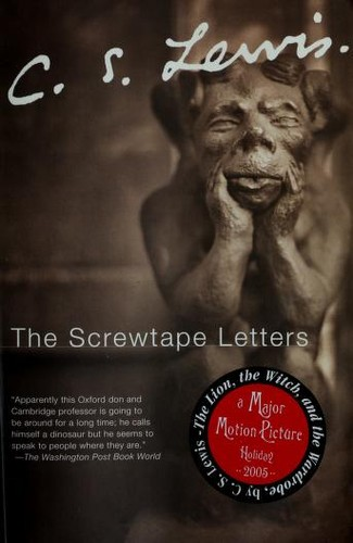 Screwtape Letters by Lewis, C. S.