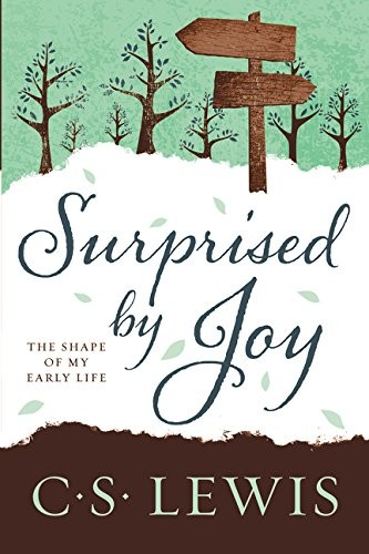 Surprised by Joy (2017 cover) by Lewis, C.S.