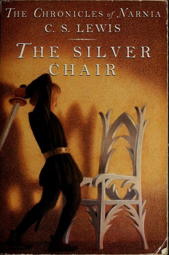 Silver Chair, Book 6 in the Narnia Chronicles by Lewis, C.S.