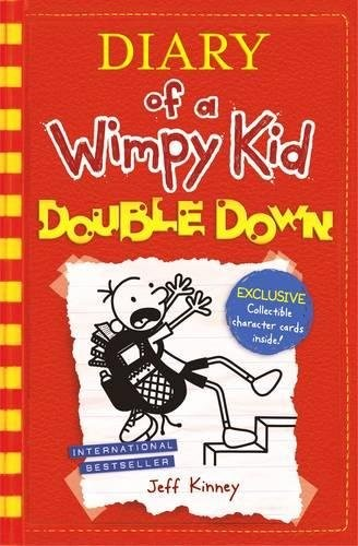 The diary of a wimpy kid; Double Down