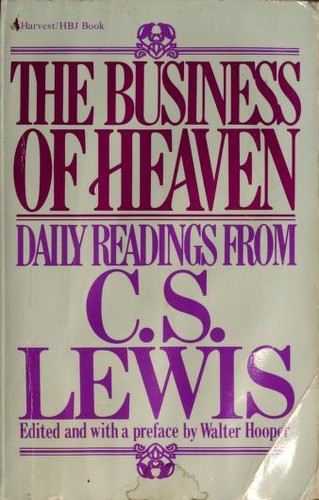 Business of Heaven by Lewis, C.S.