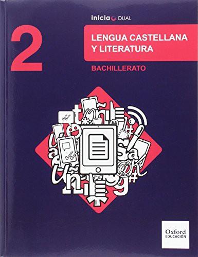 Libro de segunda mano: Lengua castellana y literatura 2 Bachillerato