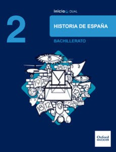 Libro de segunda mano: historia de españa 2 bachillerato