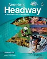 American Headway 2nd Edition 5 SB + CD-ROM