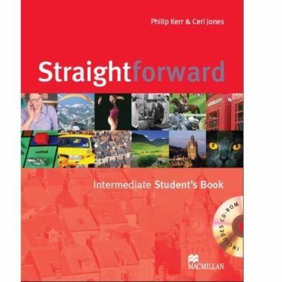 Libro de segunda mano: Straightforward Intermediate