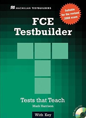 Libro de segunda mano: New FCE Testbuilder