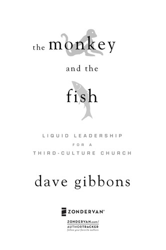 The Monkey and the Fish by Gibbons, Dave