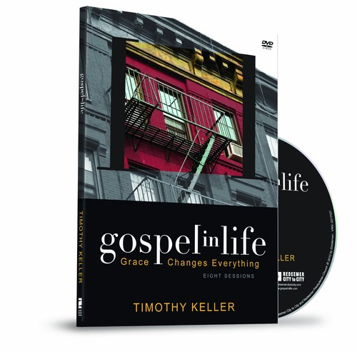 Gospel in Life [Study Guide w/DVD] by Keller, Timothy