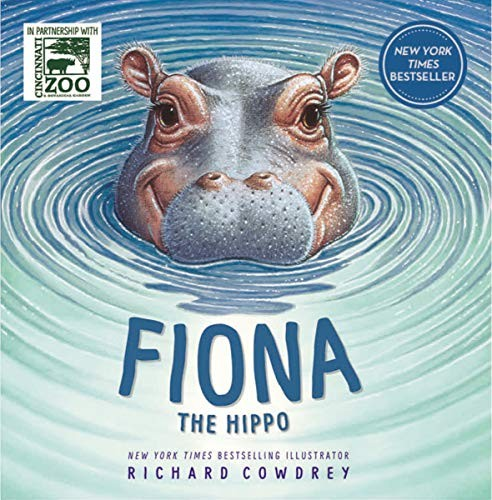 Fiona the Hippo by Cowdrey, Richard