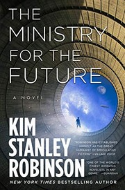 Book cover for The Ministry for the Future by Kim Stanley Robinson
