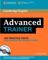Advanced Trainer Practice Tests + CD + key