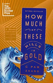 Book cover for How Much of These Hills Is Gold by C Pam Zhang